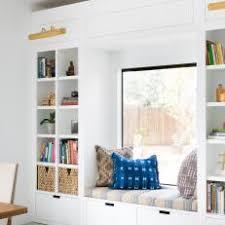 Bookshelf Seat Photos Hgtv