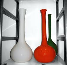 Tall Floor Vases Home Decor by Modern Floor Vase Tall Wood Bamboo Rustic Decorative Spa