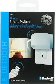 Plug In Timers Dimmers Switches by Amazon Com Ge Bluetooth Smart Switch Plug In 13867 Home