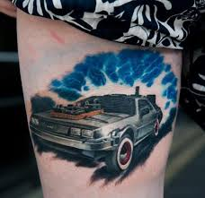 25 trending back to the future tattoo ideas on pinterest 80s