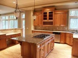 Dark Cabinets With Light Floors Kitchen Trendy Wood Kitchen Cabinets With Floors 4 Dark Floor