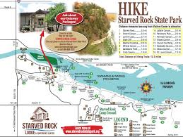 Starved Rock State Park Trail Map by 2017 Summer Travels Illinois To Wisconsin Follow The Tumble Lees