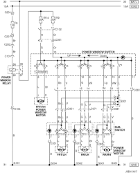 electrical wiring diagram 2005 nubira lacetti 23 power window circuit