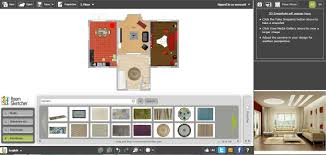 Floor Plan Of A Living Room Free Floor Plan Software Roomsketcher Review
