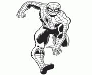 spider man villains colouring coloring pages printable