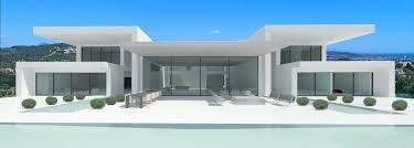 villa d architecte contemporaine indogate com maison moderne carre