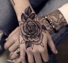 best 25 rose hand tattoo ideas on pinterest rose tattoo on hand