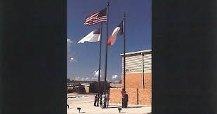 State Flag Of Texas Atheists Ask Tx District To Take Down Christian Flag