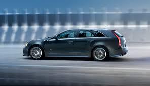 2006 Cadillac Cts V Interior Blistering Utility Cadillac Unleashes Cts V Sport Wagon Gm