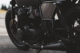 black honda bike ultra noir a blacker than black honda cb750 bike exif