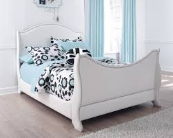 bedroom luxury tufted sleigh bed for modern bedroom furniture