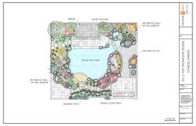 free garden design with small yard landscaping on backyard planner