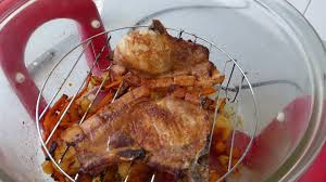 how to grill pork chops in the halogen oven save pounds over