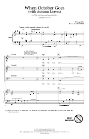 new choir sheet on modern score roger williams when