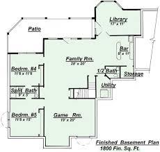 basement floor plans house plans with basement pcgamersblog