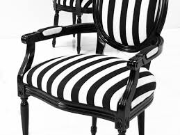 Black And White Striped Dining Chair Black And White Striped Dining Room Chairs Home Design Ideas