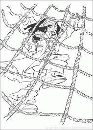 coloriage à imprimer coloriage pirates des caraibes 009