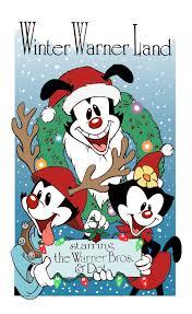 animaniacs cartoonatics animaniacs christmas movie