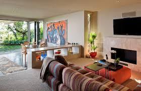 Kitchen Living Room Divider Ideas Kitchen Living Room Divider Ideas Family Room Contemporary With