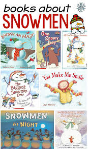 our favorite snowman books the measured mom