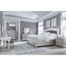 White And Mirrored Bedroom Furniture White Queen Bedroom Set Bedroom Ideas
