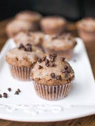 german chocolate cake muffins
