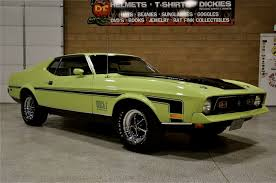 mustang 429 cobra jet 1971 ford mustang mach 1 429 cobra jet rods and