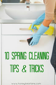 Spring Home Tips 10 Spring Cleaning Tips And Tricks Honeybear Lane