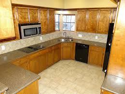 corner kitchen sink design ideas cool corner kitchen sink with brown cabinet and ceramic floor