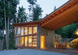 Contemporary Cottage Designs by Perfect Lake Home Designs On Lake Cottage Designs Modern House