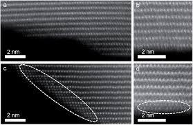 profiling the nanoscale gradient in stoichiometric layered cathode