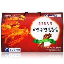 Ub Ginseng korean ginseng individual package 70ml x 30pouch