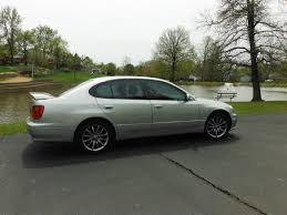 lexus gs430 for sale mo 2003 lexus gs430 silver black low 84k miles nav ml 2nd