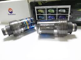 suntronics hid xenon headlight light bulbs d2s d2r diamond white