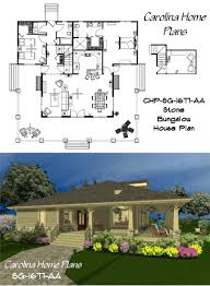 stone craftsman bungalow featuring 2 bedrooms 2 baths plus a