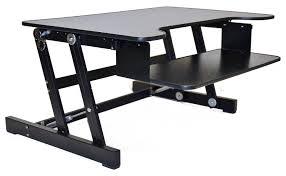 Sit Stand Desk Ikea by Desks Standing Desk Ikea Hack Sit And Stand Desk Adjustable
