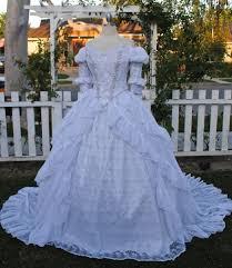 hoop wedding dress after inspired ballgown wedding gown