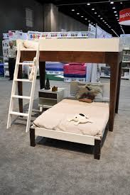 Image Of Modern Bunk Beds Oeuf Toddler Kids Beds Oeuf Bunk Bed - Oeuf bunk bed