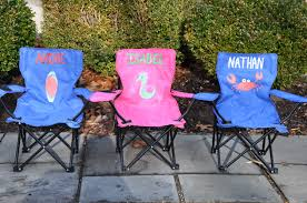 Big Beach Chair Monogrammed Toddler Beach Chair Home Chair Decoration