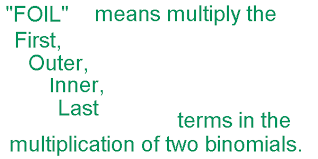 c290 special products multiplication division factoring of