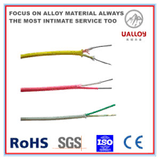 china yellow positive red negative thermocouple wire china