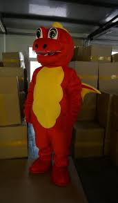 red dragon halloween costume popular red dragon mascot costume buy cheap red dragon mascot
