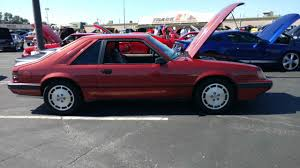1985 5 mustang svo 1985 1 2 ford mustang svo 2 3l turbo 1 of 439 for sale photos