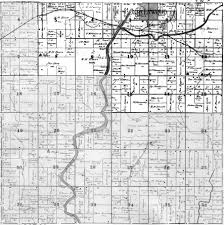 L Chicago Map by Eaton Township Clark County Plat Map Project