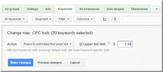 keyword bid 4 ways to determine your starting bids