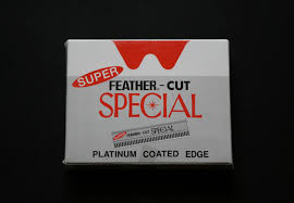 wholesale super feather cut razor blades sharp blade for hair
