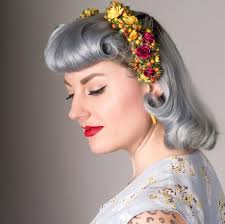 hair flowers 30 best shazam vintage pin up hair flowers images on