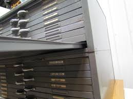 Flat File Cabinet Used Flat File Cabinets Ideas On File Cabinet