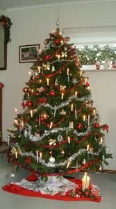 artificial christmas tree washington deluxe luxury model very