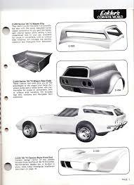 ecklers corvette c4 eckler s catalog circa 1974 corvetteforum chevrolet corvette
